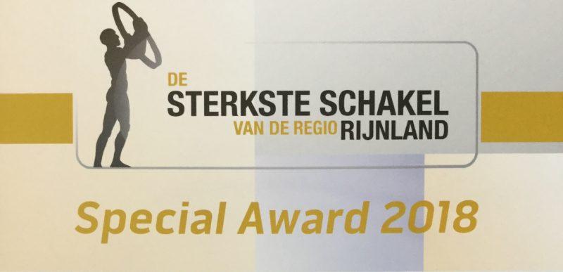 Silver Fern Genomineerd Voor De Sterkste Schakel